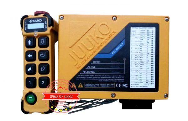 Bộ điều khiển cầu trục từ xa Juuko k800