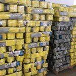 Bảng giá các loại dây cáp vải cẩu hàng nhập khẩu