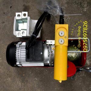 Tời điện mini 600PA