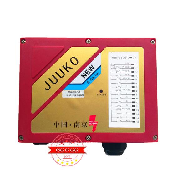 Bộ điều khiển cầu trục từ xa Juuko-G8