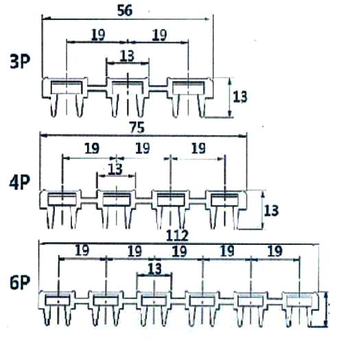 Lắp đặt ray điện an toàn