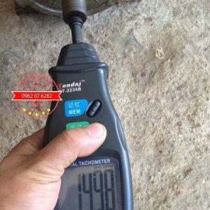 Máy đo tốc độ vòng quay động cơ