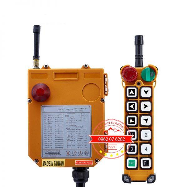 Điều khiển cầu trục telecrane F24-12D