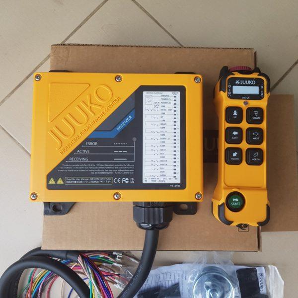 Bộ điều khiển cầu trục từ xa Juuko K602