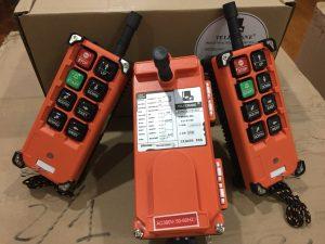 Điều khiển cầu trục từ xa F21-E1B, 2 tay điều khiển