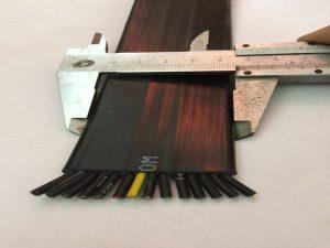 Dây cáp điện dẹt cầu trục shentai 14Cx1,5 mm2