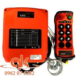 Bộ điều khiển từ xa cầu trục LCC-Q600