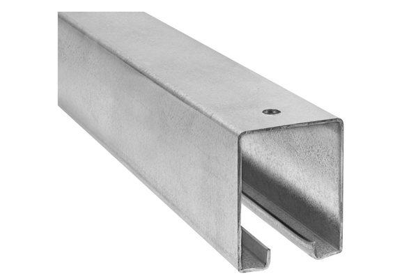 Máng C treo cáp điện cho cầu trục